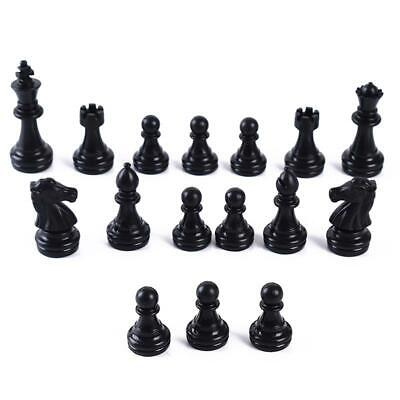 Traditional Chess Set Game Unique Beautiful Gift 32 Pieces Fun Party La