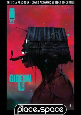 (Wk03) Gideon Falls #10B - Ward Variant - Preorder 16Th Jan