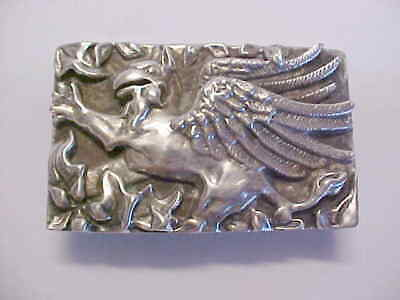 """"""" Sterling - Shawn Leiboitz """" 3D  Front Buckle"""