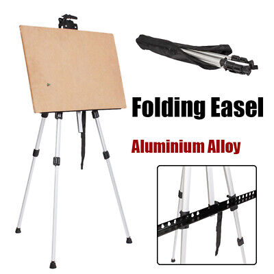 Easel Stand Aluminium Alloy for Table Floor Paint with Carry Bag Stable USA