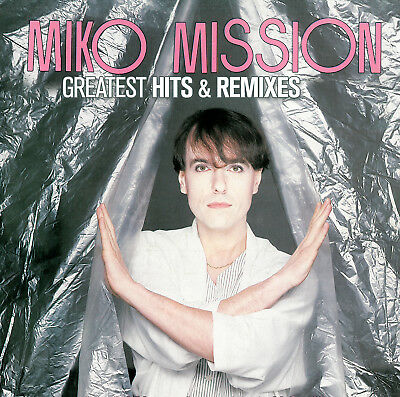 Italo CD Miko Mission Greatest Hits & Remixes 2CDs