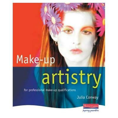 Professional Make-up Artistry - Paperback NEW Conway, Julia 2004-10-05