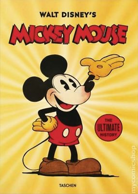 Walt Disney's Mickey Mouse The Ultimate History HC (Taschen) #1-1ST 2019 NM