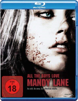 All The Boys Love Mandy Lane (Blu-Ray) - (German Import) (Uk Import) Blu-Ray New