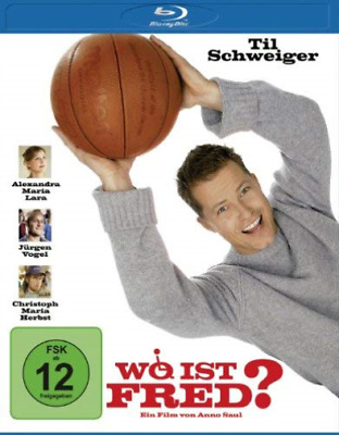 Wo Ist Fred? Bd - (German Import) (Uk Import) Blu-Ray New
