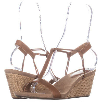 53759ffbf89 SC35 MULAN T-STRAP Wedge Sandals 830