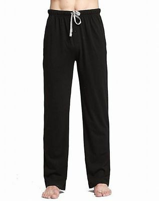 Cyz Cotton Knit Pajama Lounge Sleep Men's Pants Size Large Brand New