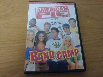 American Pie Presents Band Camp Comedy Dvd Movie Film Disc Rogue Universal 2005
