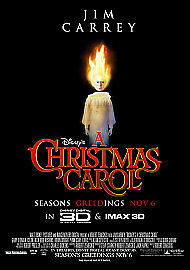 A Christmas Carol [DVD], DVD, New, FREE & Fast Delivery