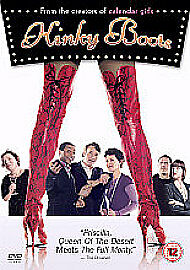 Kinky Boots [DVD], DVD, New, FREE & Fast Delivery