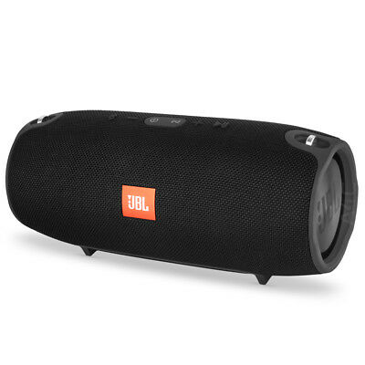 JBL Xtreme Portable Bluetooth Speaker (w/o Belt) - Black