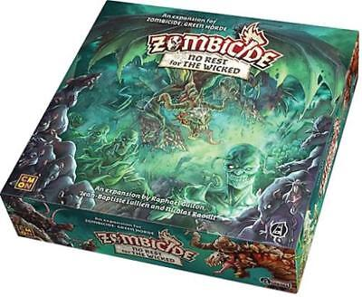 CoolMiniOrNot Boardgame Zombicide - No Rest for the Wicked Box SW