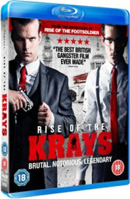 Simon Cotton, Alexa Morden-Rise of the Krays (UK IMPORT) Blu-ray NEW