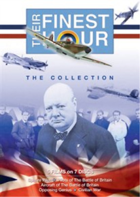 Their Finest Hour: Collection (UK IMPORT) DVD [REGION 2] NEW
