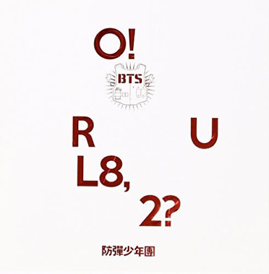 Bts-O!rul8 2? (Asia) (Uk Import) Cd New