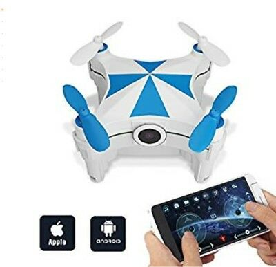 RC Mini Drone WiFi Remote Control Camera Trajectory Flight Quadcopter Helicopter
