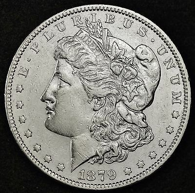 1879-o Morgan Silver Dollar.  High Grade.  100368 (Inv. A)