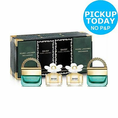Marc Jacobs for Women Eau de Toilette Miniatures - 4 x 4ml