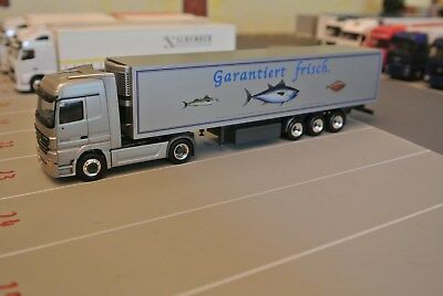Solo Mb Ovp 9 Actros Herpa Vitrine Zugmaschine Mercedes Eur 1858 45jalr