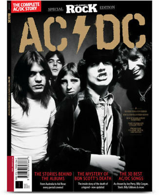 Ac/Dc Classic Rock Special Edition Magazine...new