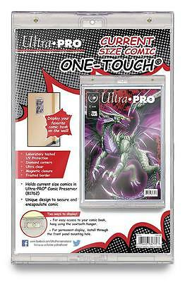1 Ultra Pro One Touch Magnetic Comic Book Storage Holder Protect & Display