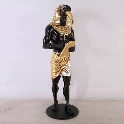Egyptian Thot God 6ft Life Size Statue Prop Home Decor Resin Display