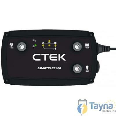 CTEK Smartpass 120 DC/DC On Board Power Management System 12V 120A
