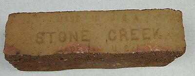 Stone creek Made in USA red brick paver