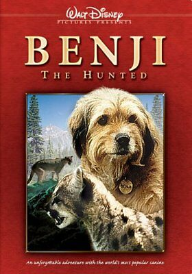 Benji The Hunted DVD  - Disney DVD