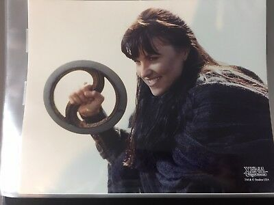 8x10 Photo from Xena the Warrior Princess Lucy Lawless D105