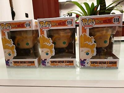 Super Saiyan 2 Gohan Funko Pop! Dragon Ball CHASE EXCLUSIVE LIMITED