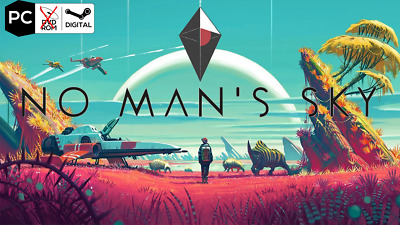 No Man's Sky PC 💻 Steam CD Key 🔑 Secured Email delivery
