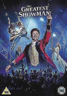 The Greatest Showman DVD NEW dvd (8016001000)