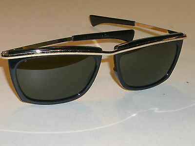 915a84be58d51c Circa 600ms Vintage Bausch   Lomb Ray-Ban L1004 G15 UV Olympian II Lunettes  de