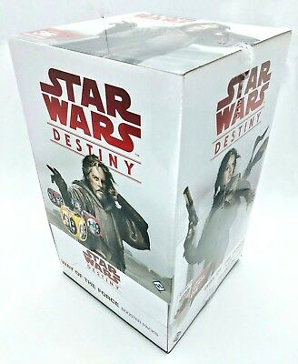 Brand New Star Wars Destiny Way of the Force Sealed Booster Box (36 packs)