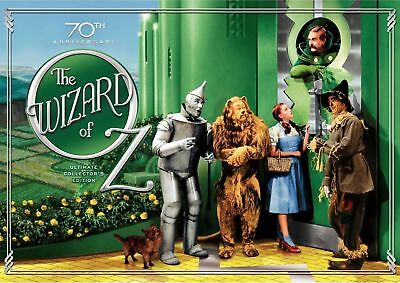 THE WIZARD OF OZ MOVIE Art Silk Poster 8x12 24x36 24x43