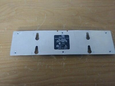 Wall Hanging Bracket Back Plate For Welch Allyn 767 Series Transformer Parts Med