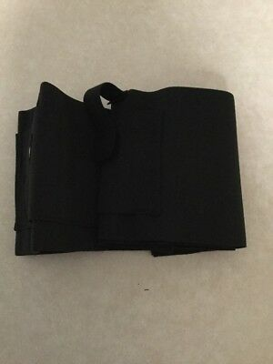 Conceal Carry Pistol Belly Band Holster For Men Or Women Fits 29 To 46 Inch