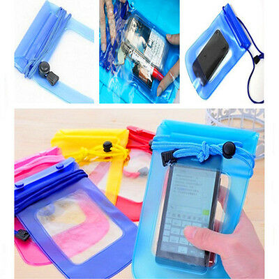 Practical Waterproof Underwater Pouch Dry Bag Pack Case Cover For Phone