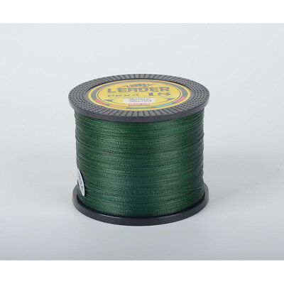 1093Yds Braided Fishing Line Sea Saltwater Fishing Weave Extreme SuperPower US