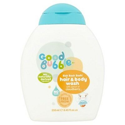Good Bubble Cloudberry Extract Hair & Body Wash