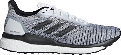 adidas Solar Drive Boost Mens Running Shoes - White
