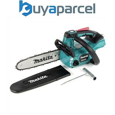 Makita DUC254Z 18v LXT Cordless Brushless 25cm Chainsaw Top Handle - Bare Unit