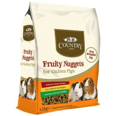 Country Value Guinea Food 1.5kg - 15kg Pig Nuggets 4