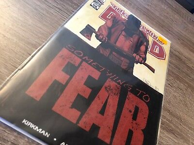 Comics The Walking Dead Vo Something to Fear #98 First Print 2012