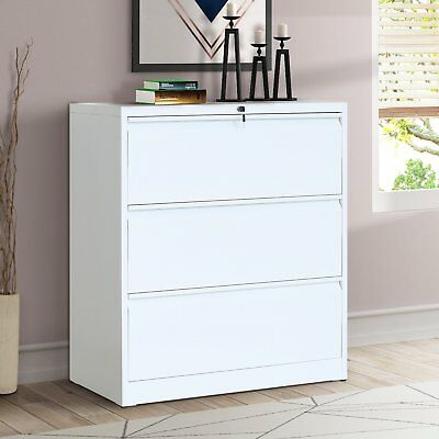 Heavy-Duty Lateral File Cabinet Filing Cabinet Storage