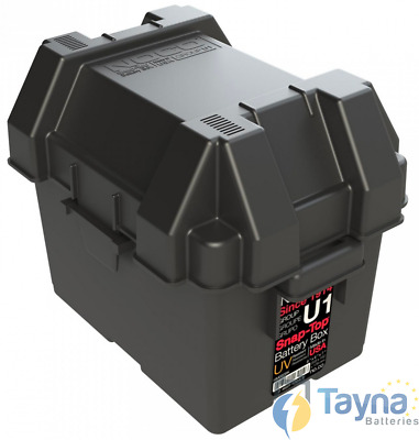 NOCO HM082BK Group U1 Snap-Top Batterie Box