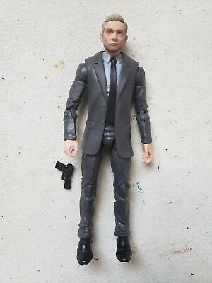 Marvel Legends Figure Black Panther Agent Evrett Ross