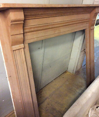 Antique Fireplace Mantel Home decor Wood Mantel Contemporary Design