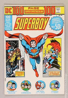 DC 100 Page Super Spectacular #15 1973 VG/FN 5.0
